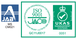 Receives ISO9001:2015 certification.